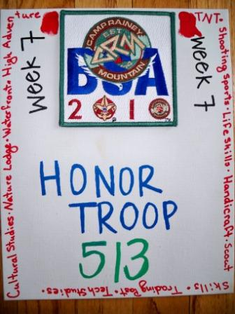 Honor Troop 2010