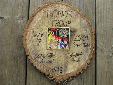 Honor Troop 2008