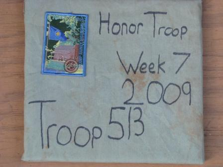 Honor Troop 2009